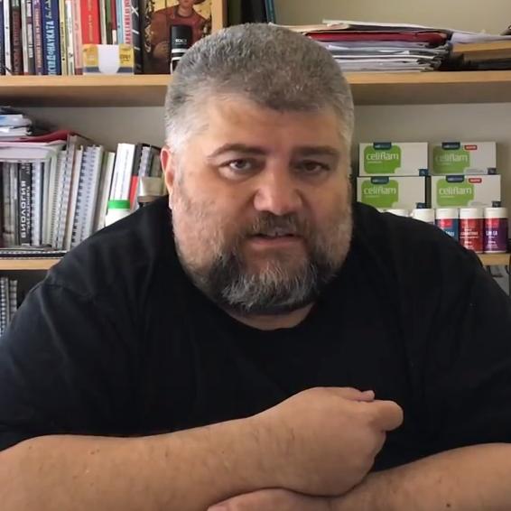 Теодор Миладинов - Кинезитерапевт